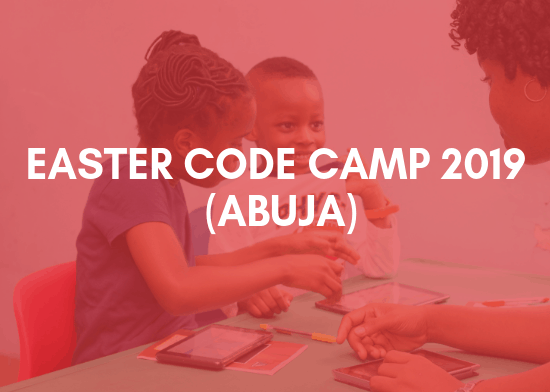 Easter Holiday Coding Classes for kids in Abuja