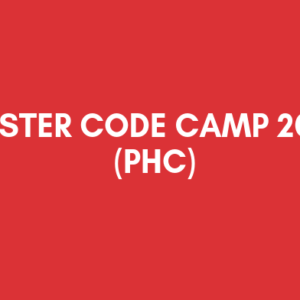 Easter Code Camp (PHC)