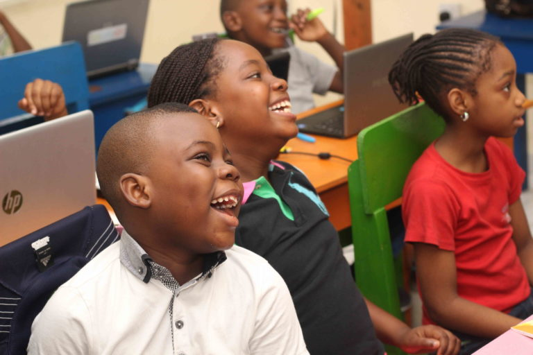 9jacodekids coding classes for kids in Nigeria