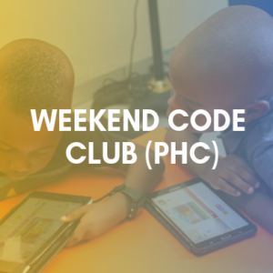 Weekend Code Club
