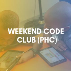 Weekend Code Club