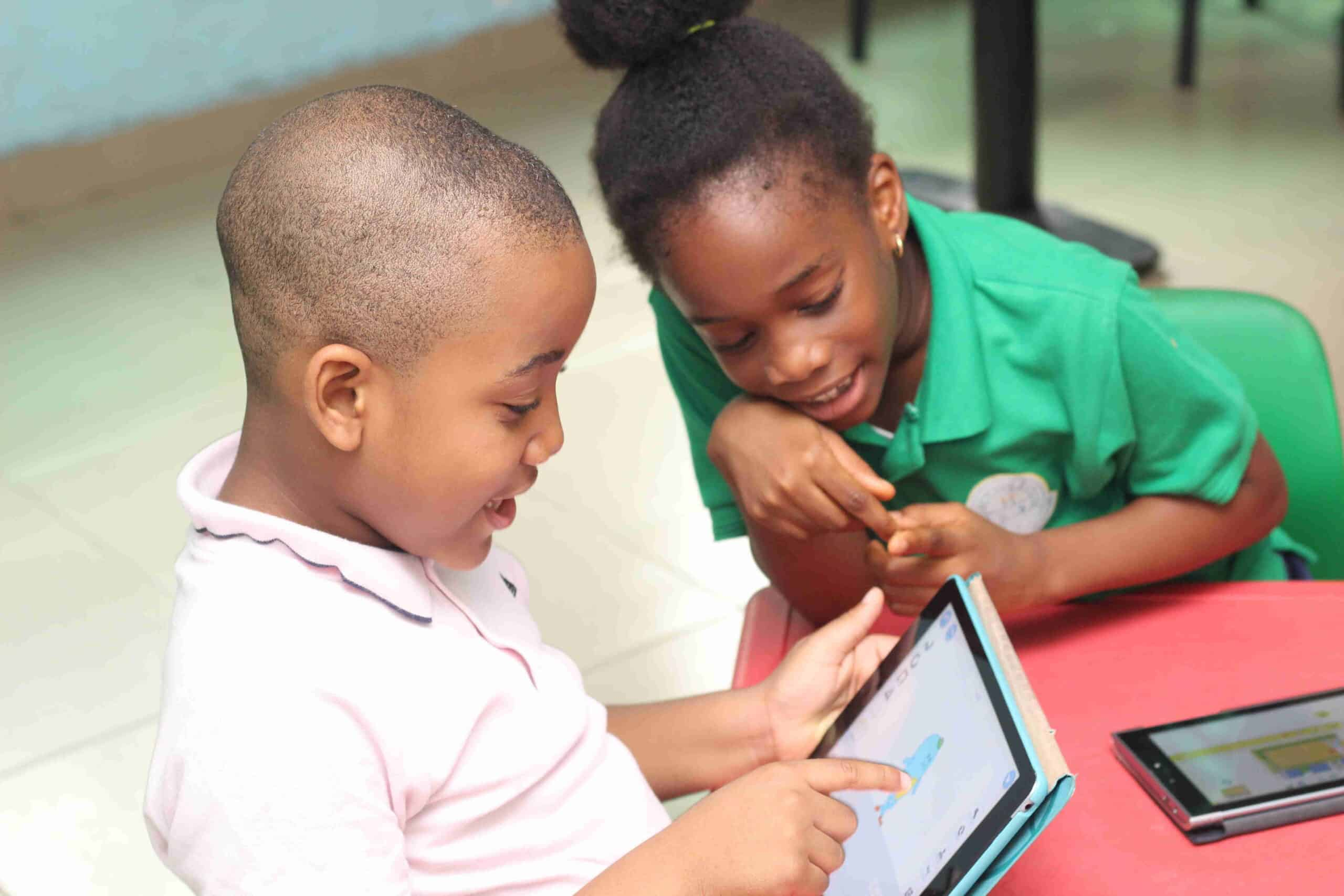 Summer Easter holiday coding for kids in Port Harcourt Lagos Abuja