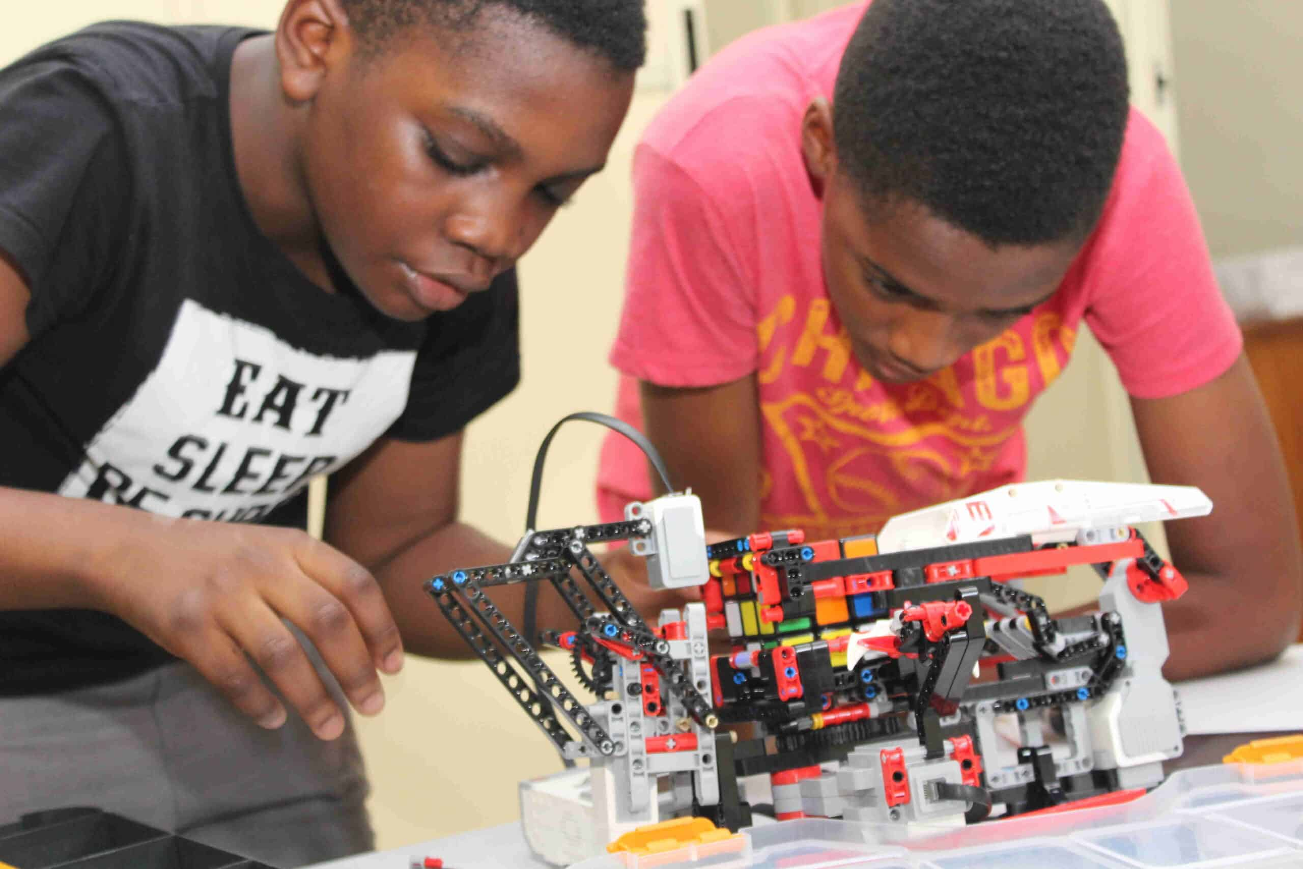 holiday summer easter coding robotics classes for kids in Nigeria Port Harcourt Lagos Abuja
