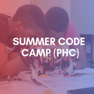 Summer Code Camp 2020 (PHC)