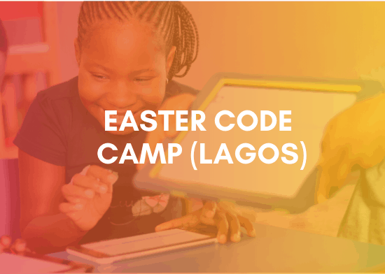 Easter Code Camp for kids Lagos Lekki Ikeja
